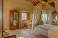 camera di lusso toscana in villa