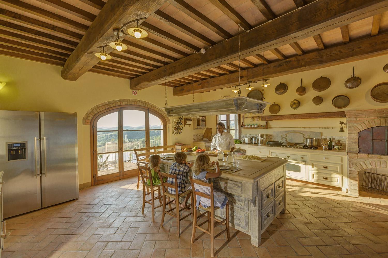 Luxury Villas In Tuscany With Kitchen Luxury Villas