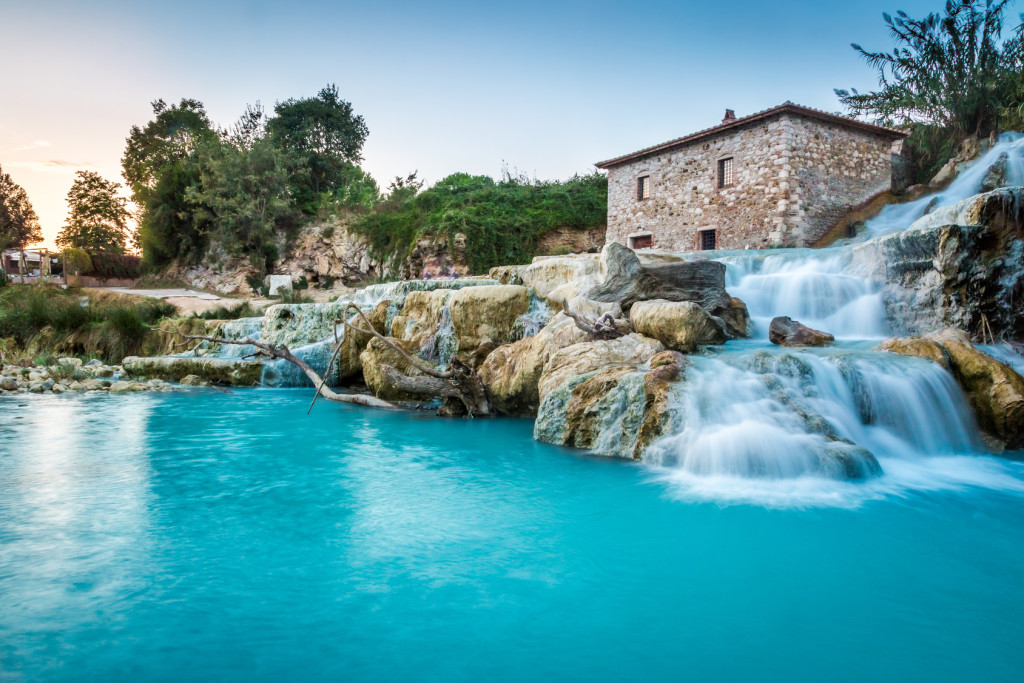 Tuscany Spas Tuscany Wellness Tuscany Natural Spas